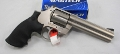 National Standard Revolver 5.25 Zoll Silber Korth Revolver Made in Germany-