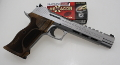 Sig Sauer P210 Skeleton stainless made in Germany